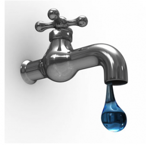 leaky faucets fixed